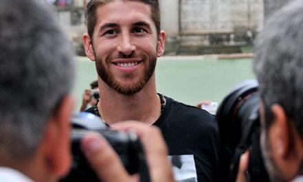 Sergio Ramos regresa a La Habana