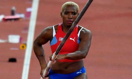 Yarisley Silva cuarta en Bellizona con 4.56m