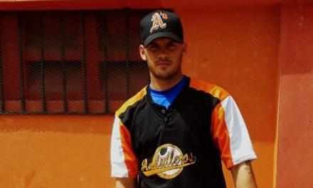 """Diego Granado: """"He tenido que trabajar duro para lucir como un lanzador más profesional"""""""