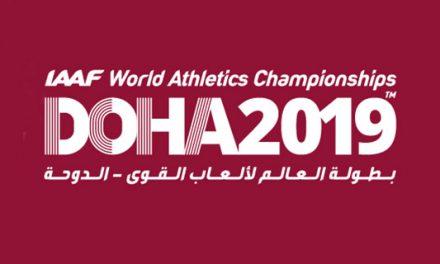#Doha2019: ¿Cómo van los latinos?