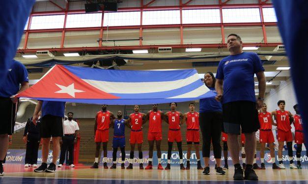 Voleibol: Victoria cubana en el regreso de Simón