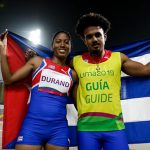 Omara Durand: «Entrenamos para ganar»