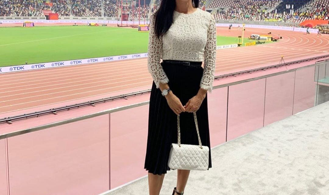 Isinbayeva se rinde a Sidorova