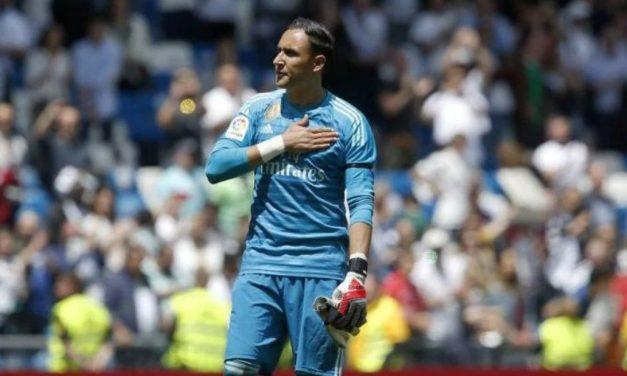 El legado de Keylor en el Real Madrid