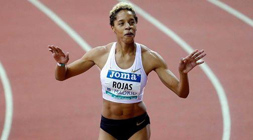 Yulimar Rojas quiere el récord del mundo (+Video)
