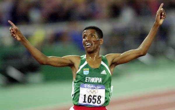 El remate olímpico de Gebrselassie cumple 19 años