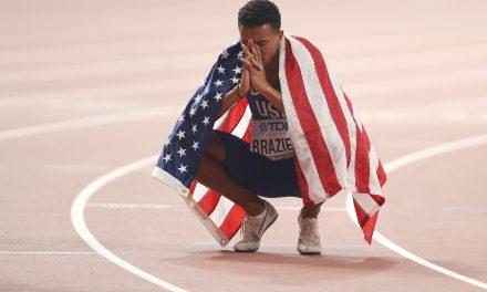 Dominio norteamericano en el Khalifa Stadium
