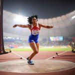 Denia Caballero: «Siempre he querido el oro olímpico y aún lo anhelo»