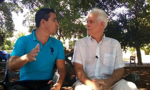Luis Izquierdo: «Los narradores cubanos son los más sacrificados»