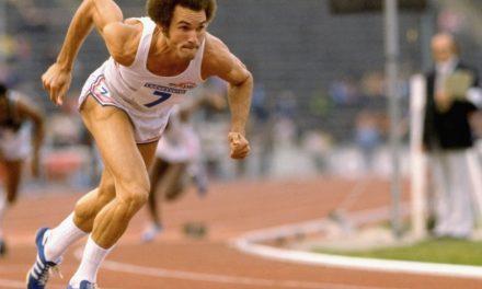 El atleta cubano: 800m