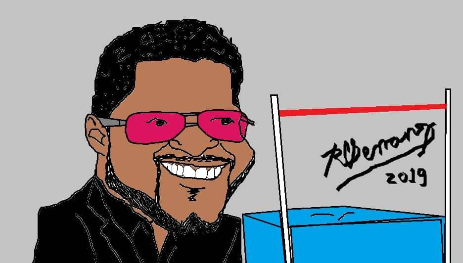 Las caricaturas de Robert