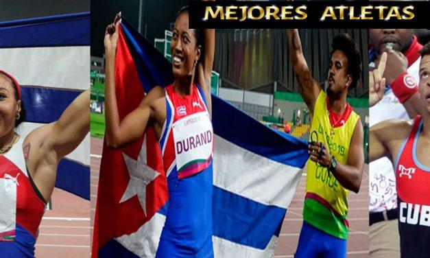 Yaimé, Omara y Borrero brillaron más en 2019