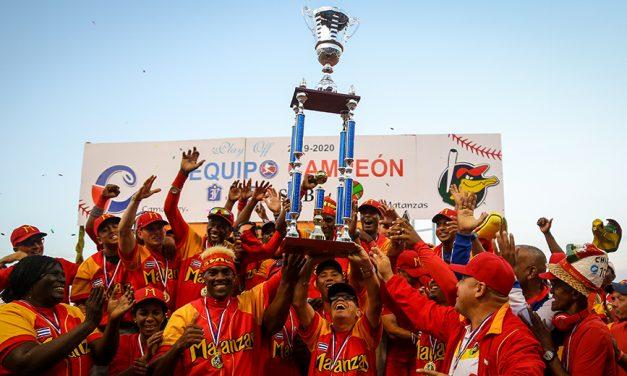 El exorcismo de Matanzas, nuevo campeón del beisbol cubano