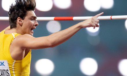 Duplantis, 6.17m, nuevo récord del mundo (+ Video)