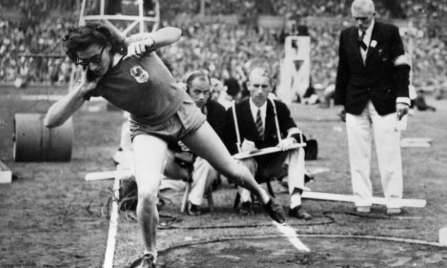 Atletas olímpicos: Ostermeyer y su sinfonía en Londres'48