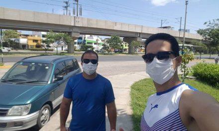 Equipo de tiro deportivo de Cuba varado en Perú