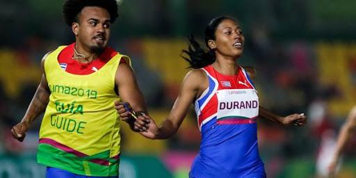 Omara Durand, su retorno a los entrenamientos y perspectivas paralímpicas
