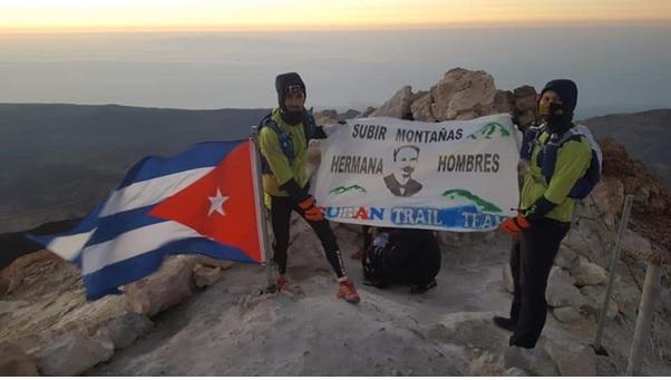 """Cuban Trail Team: """"Que pare el que tenga frenos"""""""