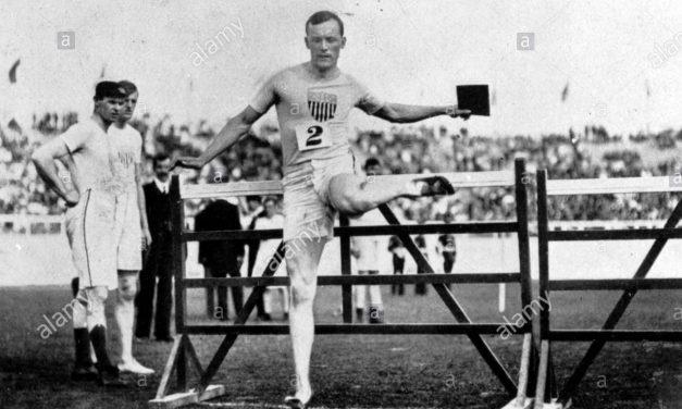 Atletas olímpicos, Smithson y Liddell apegados a su religión