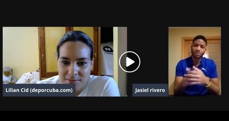 Jasiel Rivero, Sorprendido por la NBA pero listo para lo que haya por delante