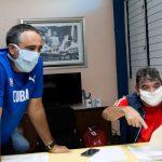 Ernesto Reynoso habla de la estructura para la serie nacional y otras interioridades del béisbol cubano