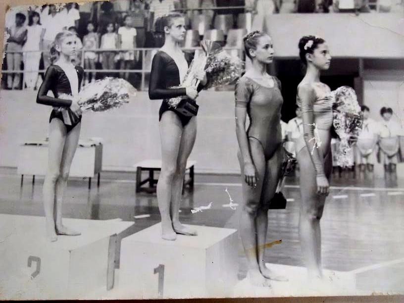 Torneo Internacional Mariana Grajales en Santiago de Cuba. Empatada en el tercer escaño con Thalía Fung  (Archivo de la entrevistada)