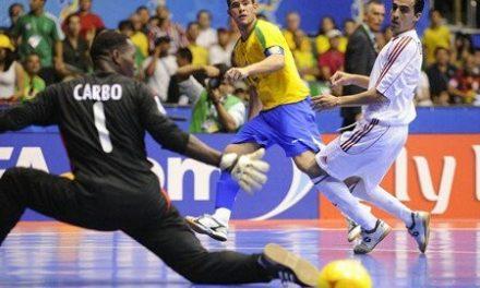 Wilfredo Carbo: el portero cubano mundialista en fútbol sala