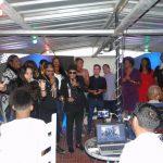 En Fotos: Imágenes inéditas del reencuentro de las morenas del Caribe