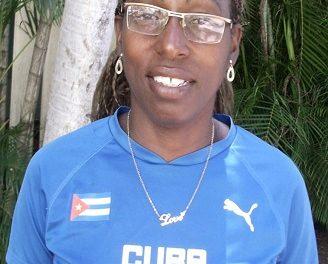 Lyudis Massó, la lanzadora del «Guaso»