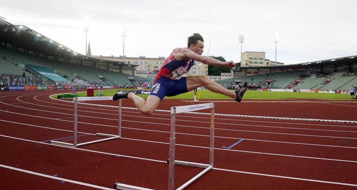 El nuevo atletismo también produce resultados históricos
