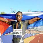Dayron Robles: «En Ostrava mi cuerpo fue como una máquina»