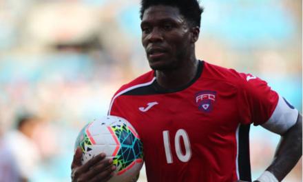 Aricheell Hernández: «En Cuba si existen y existirán buenos futbolistas»