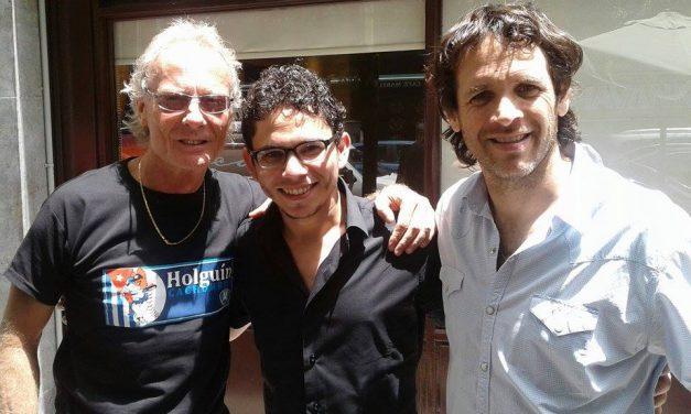 """Signorini y Navas: """"El fútbol en Cuba se va a convertir en una realidad"""""""