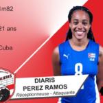 Voleibol: Diaris Perez al VBC Chamalières