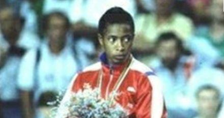 Odalis Revé, la primera campeona olímpica del judo femenino cubano
