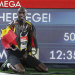 Cheptegei impone su ley en los 5000 metros