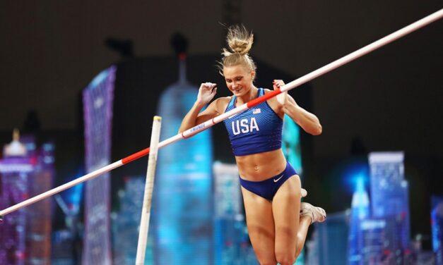 Atletismo: De los 70.15 de Allman, el 4.92 de Nageotte y el ultimatum a Rusia