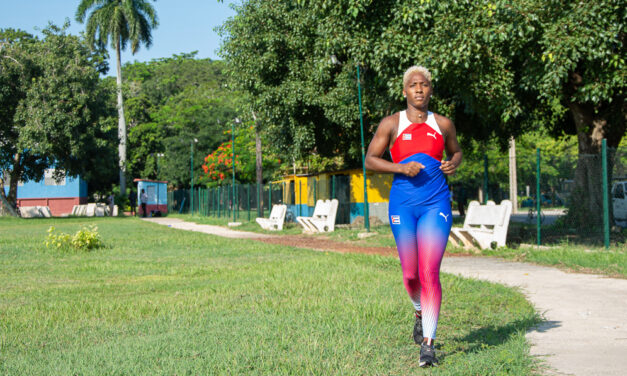 Atletismo cubano busca pista para aterrizar en Tokio