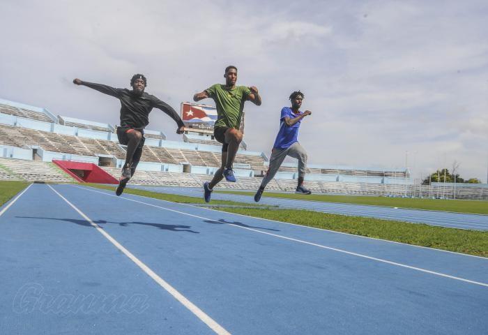 La ruta del atletismo cubano