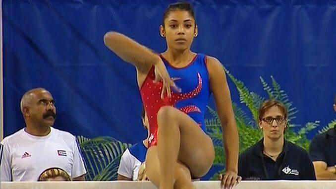 Marcia Videaux: «Mi sueño es tener una medalla olímpica»