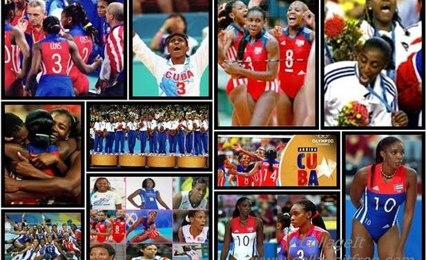 Voleibol: posible RÉCORD sobre las parejas de narradores – comentaristas en trasmisión deportiva