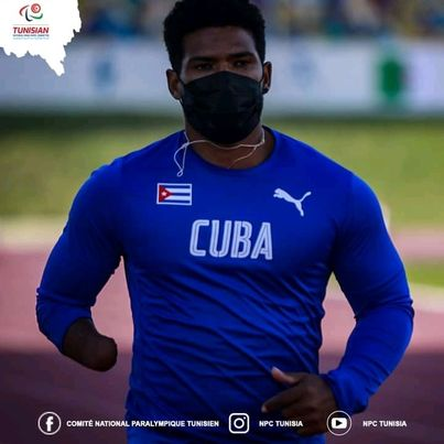 En Fotos: Cubanos en el Grand Prix de paratletismo