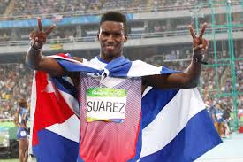 El atleta cubano: Decatlón