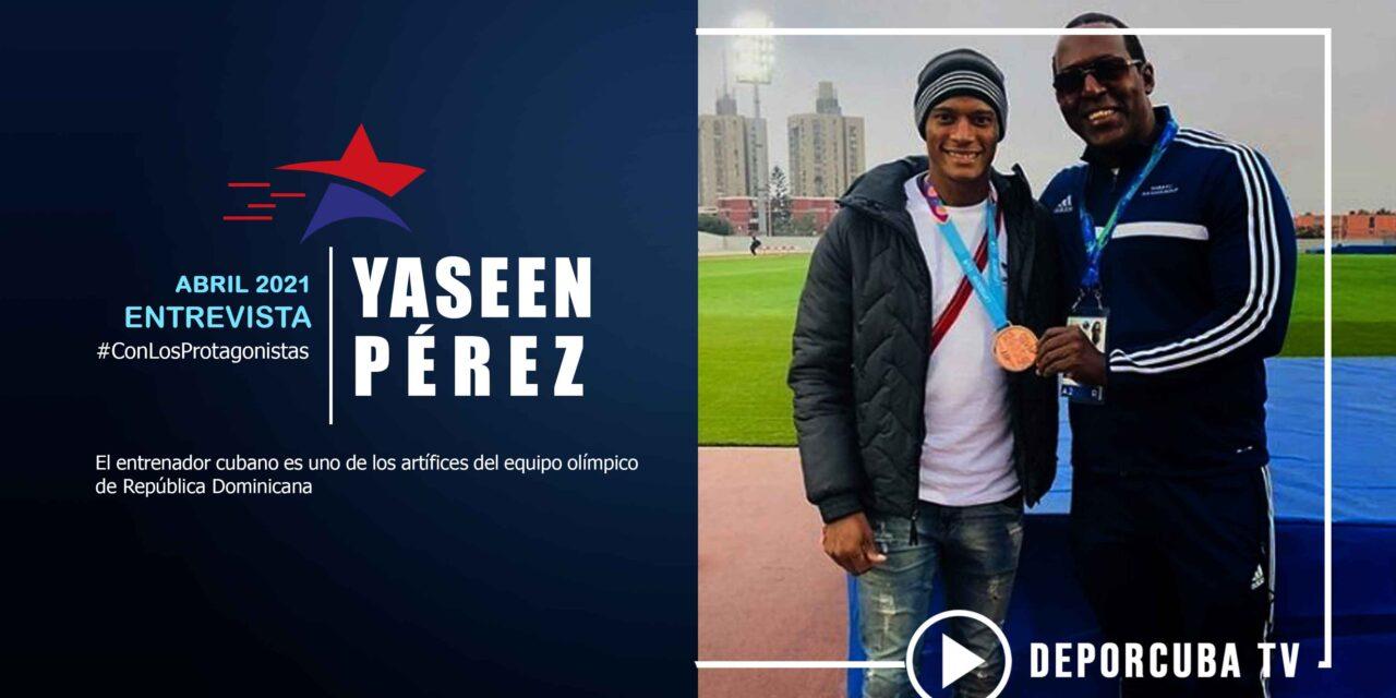 #DeporcubaTV | Yaseen Pérez, se hace camino al andar