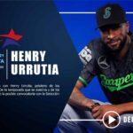 Henry Urrutia: Esto es béisbol, es lo que amo. ¡Como decir que no!