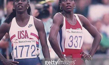 El atleta cubano: Las mujeres del hectómetro