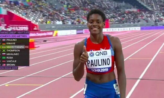 Marileidy Paulino: nuevo fenómeno en el Caribe hispano