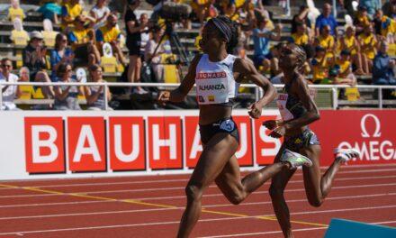 Estocolmo: Victoria de Almanza con 1:56.28! (+ Video)