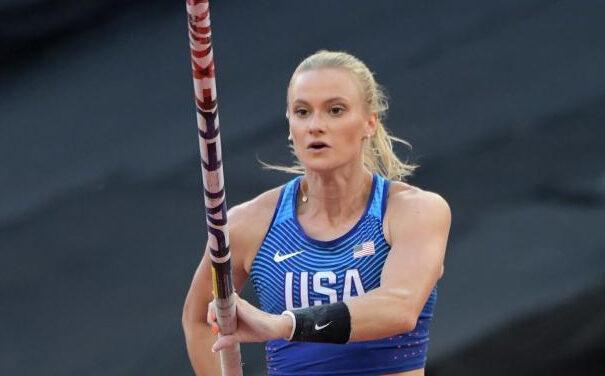 Nageotte: «¡Quiero ser la próxima mujer que supere los 5 metros!»