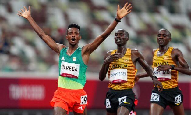 Selemon Barega doblega al recordista mundial